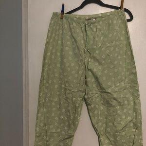 LL Bean Pajama Set
